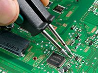 Image of soldering