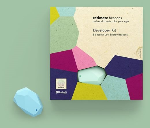 Estimote Beacons photo